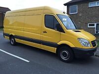 £15ph Man with van, van with man, van for hire, van for rent, house move house removals flat removal