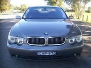 2003 BMW 745i Sedan Empire Bay Gosford Area Preview