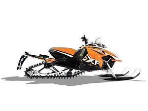 2016 Arctic Cat XF 8000 High Country