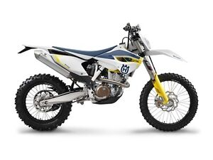 Used 2015 Husqvarna Enduro
