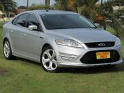 2014 Ford Mondeo MC Titanium PwrShift TDCi Silver 6 Speed Sports Automatic Dual Clutch Hatchback Hendon Charles Sturt Area Preview