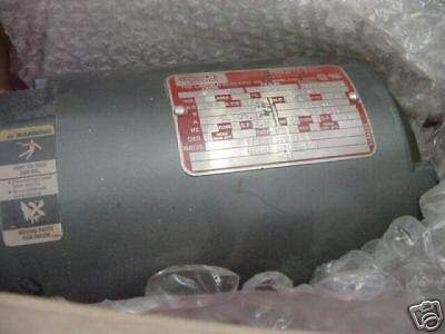 Lincoln Electric D-2J8227 3 Phase A.C. Motor <