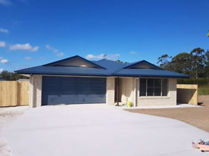 New 3 Bed House to rent.  Fenced and turfed. 6x9x4.8 shed. Cooloola Cove Gympie Area Preview