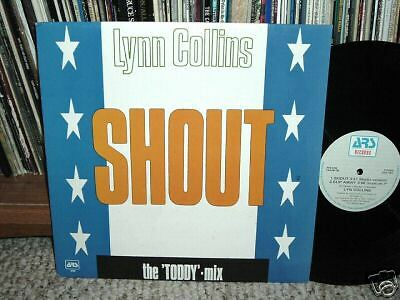 Lynn Collins Shout  12  Rare Import R B