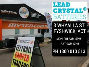 Ezytrail Off Road Camper Trailers for Sale ACT & NSW