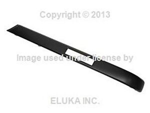 BMW Genuine Rear Right Bumper Impact Rubber Strip E34 51 12 1 944 434