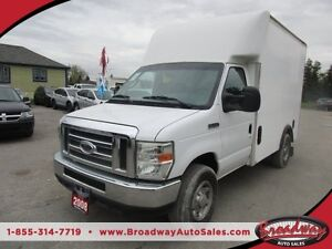 2008 Ford E350 'RARE' GREAT VALUE CARGO MOVER 2 PASSENGER 5.4L -