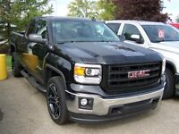 2015 GMC Sierra 1500 SLE Carbon-22 Edition, Heated Cloth, Backup