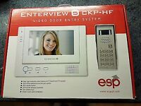 ESP 5CKP-hf Colour Video Hands Free Door Entry System Enterview 5