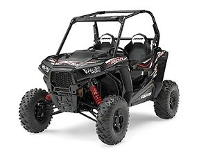 2017 Polaris RZR S 900 EPS Black Pearl