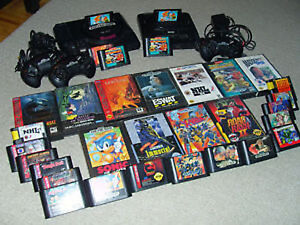 Sega Genesis - Collection CLEARANCE!