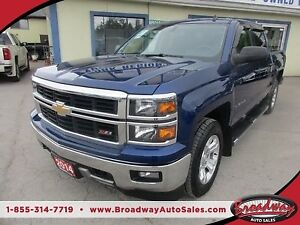 2014 Chevrolet Silverado 1500 LOADED LT - Z71 EDITION 6 PASSENGE