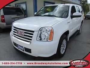 2008 GMC Yukon LOADED 'HYBRID 2 MODE' 8 PASSENGER 6.0L - V8.. 4X