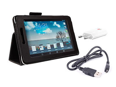 Case, Adaptor, and Data Cable Set for ASUS Tablet