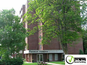 Noble Towers Orillia-AVAILABLE SEPT.1
