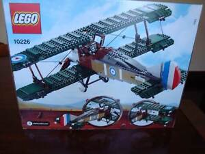 Lego 10226 Sopwith Camel Collinswood Prospect Area Preview