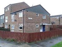 1 bed ground floor flat at Dalwood Court, Hemlington, Middlesbrough