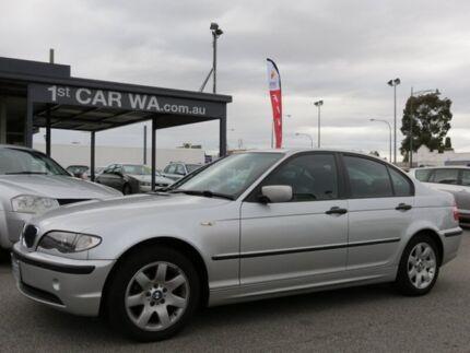 2003 BMW 318I Silver 4 Speed Automatic Sedan