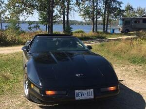 1991 Corvette coupe