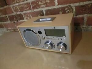 Radio dock mp3 prise iphone 4 (i012149)