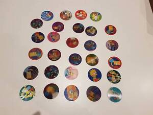 Tazo Collection - Simpsons, Space Jam, Looney Tunes Oakleigh South Monash Area Preview