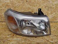 Transit tipper head lights x2