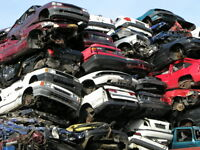 TOP DOLLAR FOR SCRAP VEHICLES !!! SAFE RELIABLE