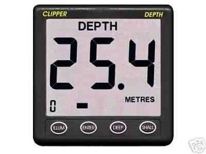 NASA CLIPPER DEPTH SOUNDER