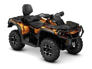 2016 Can-Am Outlander Max Limited 1000R