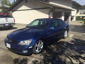 2002 Lexus IS Is300 sport Sedan