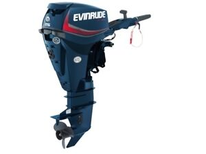 2014 Evinrude Inline 25-HP E25DPL