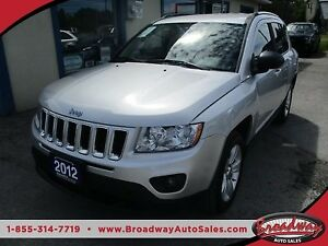 2012 Jeep Compass 'GREAT VALUE' FUEL EFFICIENT NORTH EDITION 5 P