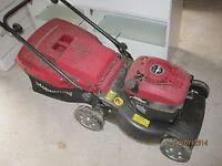 """Mountfield petrol mower 16"""" cut"""
