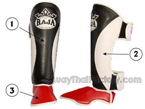 Shin guards size Small