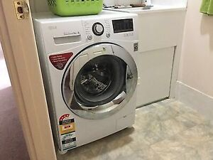 LG latest model 8kg inverter direct drive washing machine Epping Ryde Area Preview