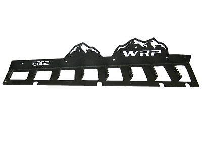 WRP Mountain Tuff Boards 2002-05 Polaris Edge, Black Powder Coat
