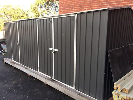 Large Absco Garden Shed