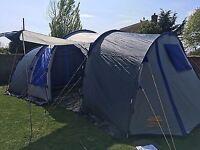 Khyam 8 berth tent