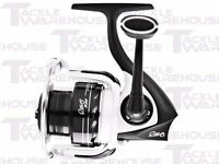 Abu Garcia revo reel, spinning combo fishing rod