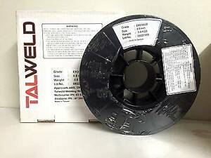 STAINLESS STEEL MIG WIRE X 5KG SPOOLS 0.8MM,0.9MM,1.0MM & 1.2MM Canning Vale Canning Area Preview
