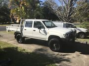Toyota Hilux KZN165r 3.0 turbo diesel Ocean Shores Byron Area Preview