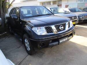 2014 Nissan Navara Silverline SE D40 Series 9 Manual 4x4 Dual Cab Young Young Area Preview