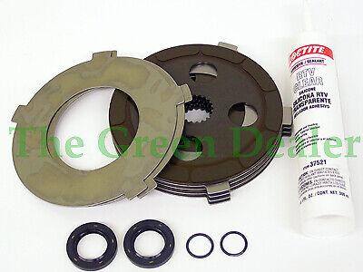John Deere 4x2 And 6x4 Gator Brake Kit Gatorbrake