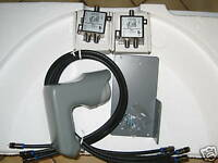 ► Bell Express VU Dish Network FTA Satellite Parts LNB Switch
