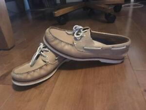 Dockers Leather Boat Shoes