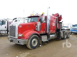 Knuckle Picker - Willing to sell Rig up separate