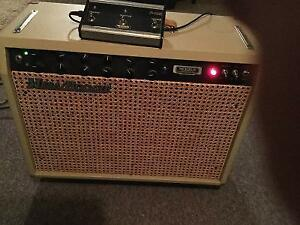 Mesa Boogie F100 Combo amp vintage 30 speakers! Awesome amp!