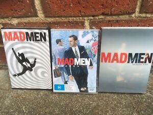 MAD MEN SEASONS 4/5/6 DVDS Vermont Whitehorse Area Preview