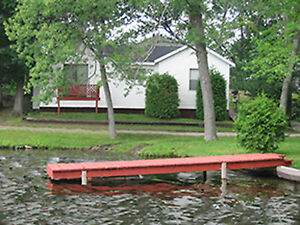 Cottage for rent on Pigeon Lake near Bobcaygeon in the Kawarthas