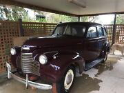 1940 Chevrolet Pullman Hurstbridge Nillumbik Area Preview